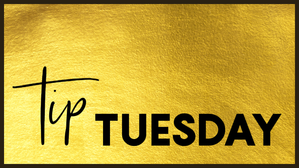 Tip Tuesday, free trainings, online film school